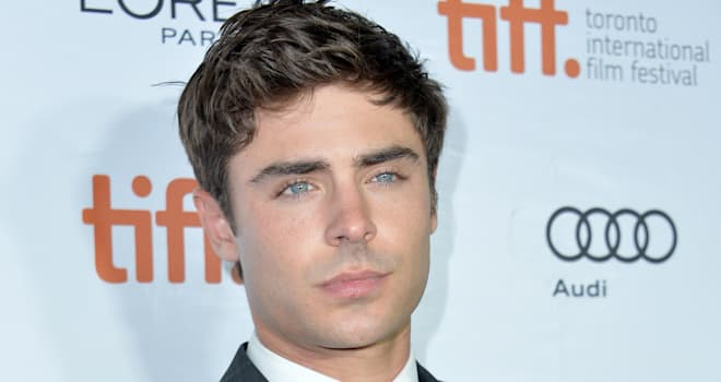 Zac Efron Accidentally Breaks His Dreamy Jaw