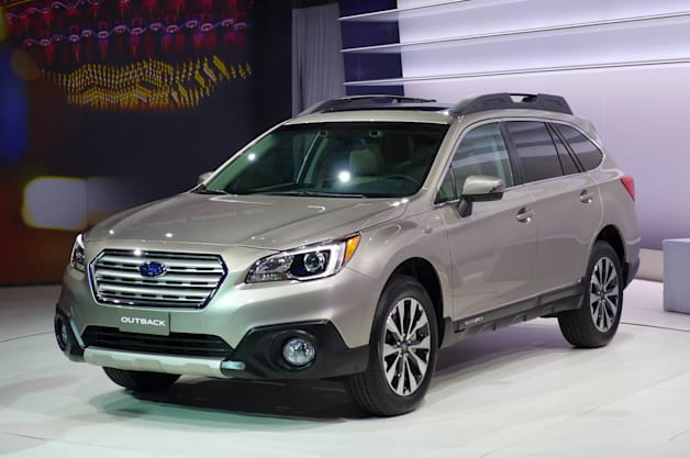 2015 Subaru Outback Priced At 24 895