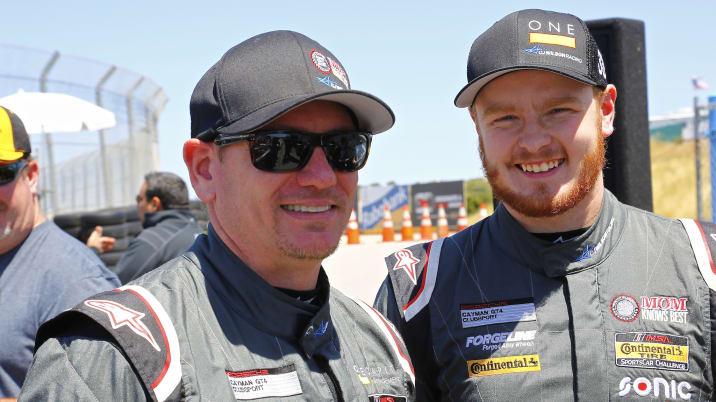 Marc Miller and Danny Burkett
