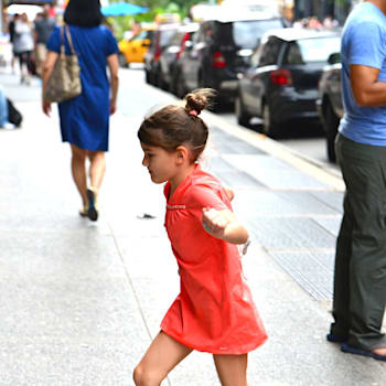 Celebrity Sightings In New York City - July 27, 2013