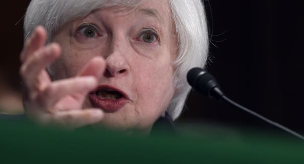 federal reserve interest rates economy janet yellen