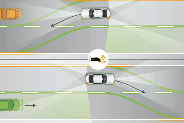 Mercedes-Benz; The new E-Klass – autonomous lane Change; Acitve Lane Change Assist; Increase in comfort; Autonomous driving