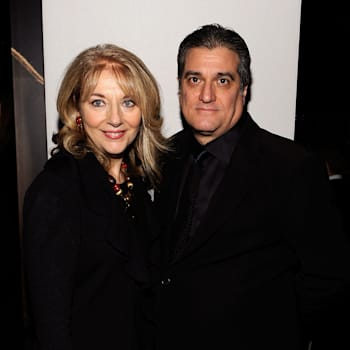NEW YORK - FEBRUARY 16: Cynthia Germanotta and Joseph Germanotta, parents of Lady Gaga, attend the cocktail party to celebrate the New York premiere of 'Shutter Island' at Armani Ristorante on February 16, 2010 in New York City.  (Photo by Larry Busacca/Getty Images for Giorgio Armani)