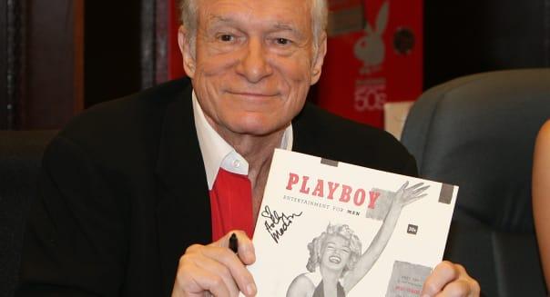 playboy no more nude women