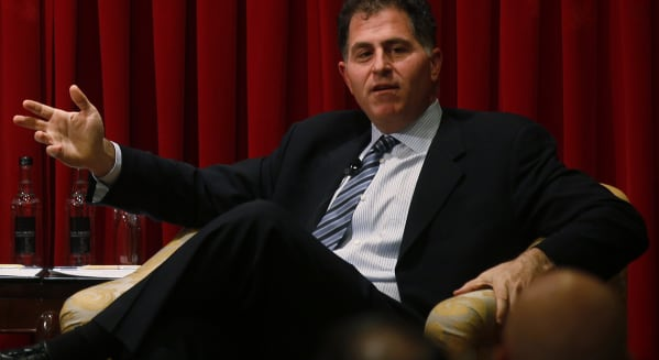 michael dell computer industry technology buyout shareholder vote