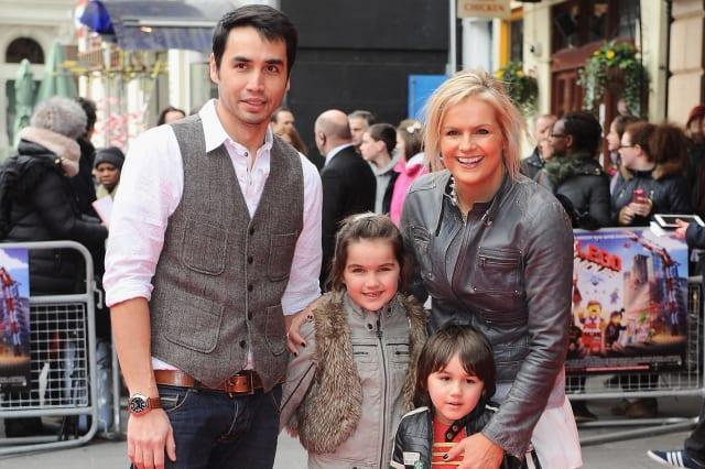 Scarlet fever Former Blue Peter presenter Katy HIlls children taken ill amidst worst outbreak for 24 years