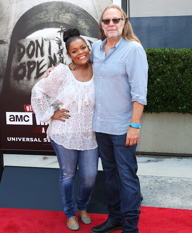 "Press Event For ""The Walking Dead"" Attraction ""Don't Open, Dead Inside"" At Universal Studios Hollywood - Arrivals"