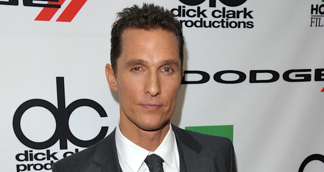 matthew mcconaughey: 20 things you didn't know about the 'dallas buyers club' star
