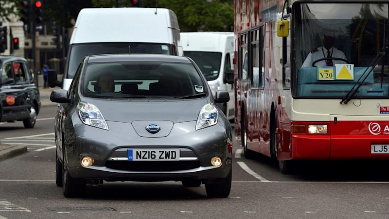 Uber will use 50 BYD, Nissan EVs in London