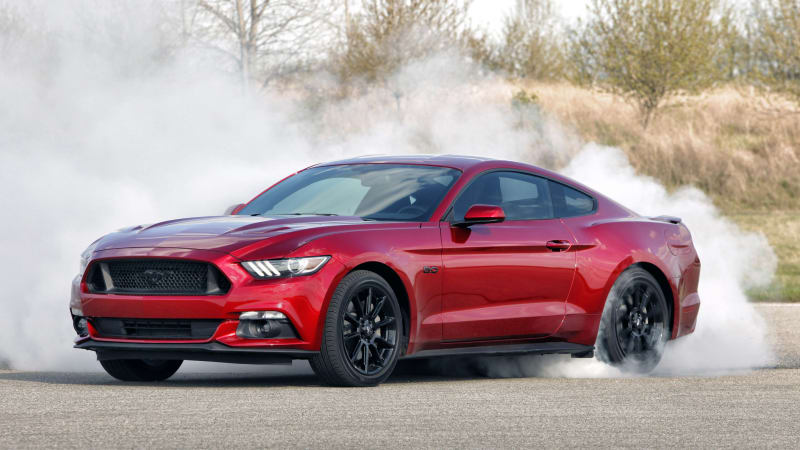 Ford Mustang is the world's best-selling sports car