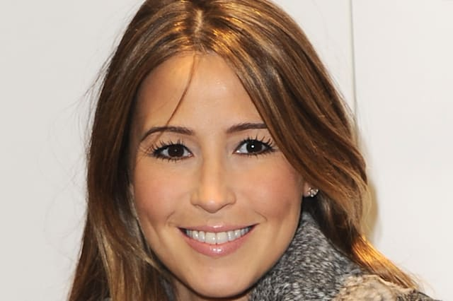 Rachel Stevens gives birth to second daughter