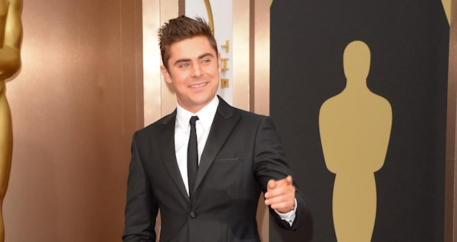 zac efron daniel day-lewis oscars bathroom line