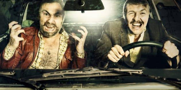 Thief locked inside car via remote BMW function