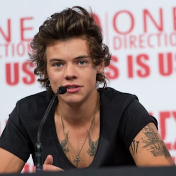 Harry Styles talks favorite tattoo and ink he regrets