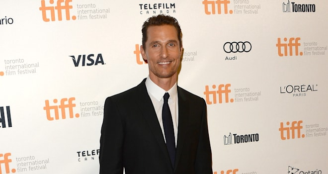 matthew mcconaughey weight loss
