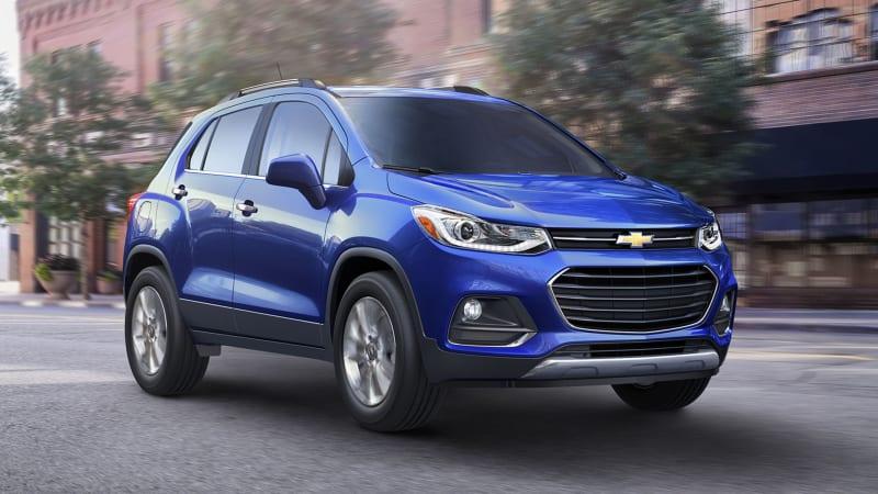 2017 Chevrolet Trax gets a friendlier face, more tech