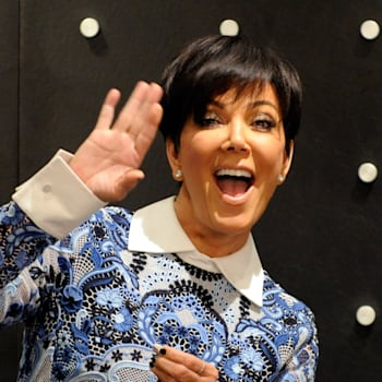 Kris Jenner Meet-And-Greet At Kardashian Khaos Store At The Mirage
