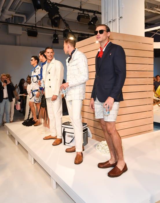 Nautica - Presentation - New York Fashion Week: Men's S/S 2017