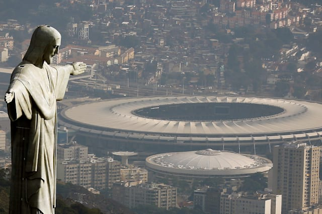 OLYMPICS-RIO/CEREMONY