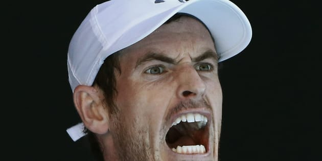 Murray and Evans win to progress in the Aussie Open