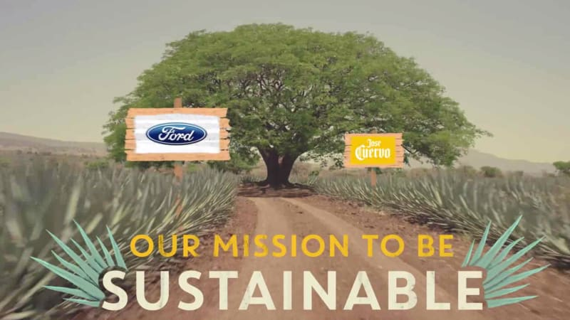 Ford wants to make car parts from Jose Cuervo tequila leftovers