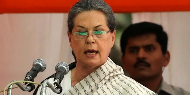 Sonia admitted to hospital with fever