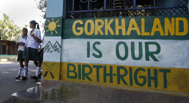 Darjeeling shutdown: GJM protesters clash with police on Day 2