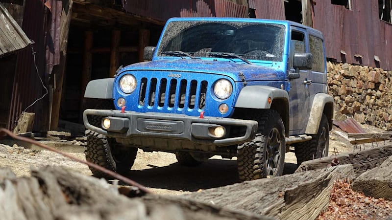 Jeep Wrangler JK's exit interview: brilliant, flaws and all