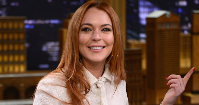 477028405 Lindsay Lohan Could Have Starred in The Avengers, Says Lindsay Lohan