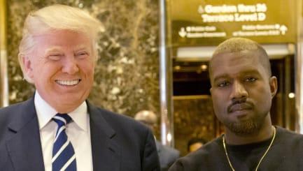 Trump: Amtseinführung ohne Kanye West