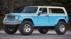 Jeep Chief concept Easter Safari