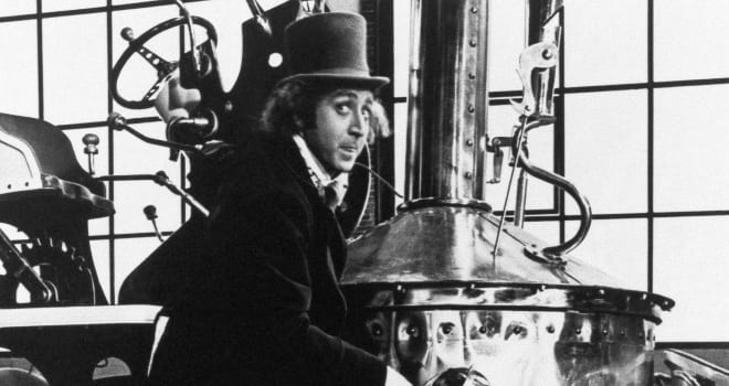 Gene Wilder in 'Willy Wonka & the Chocolate Factory'