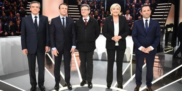 Elezioni Francia 2017, Macron e Le Pen al ballottaggio