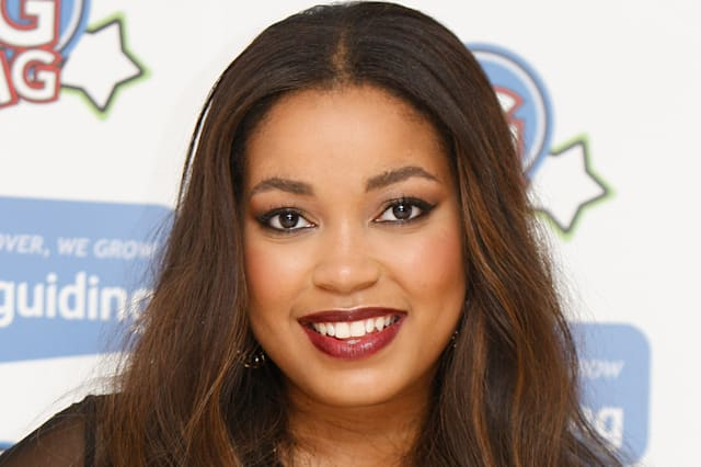 BBC presenter Dionne Bromfield