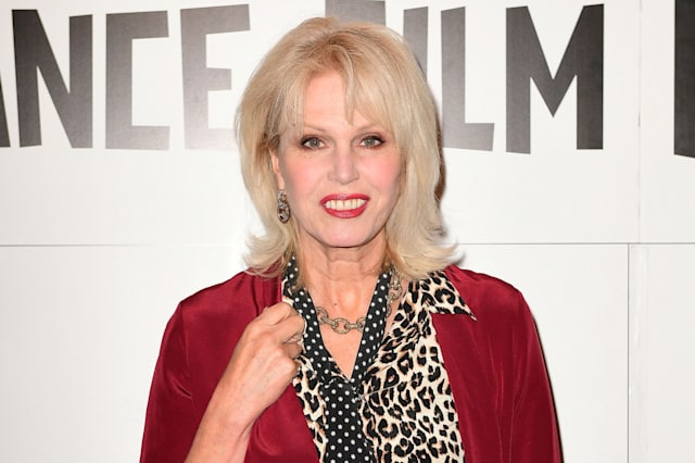 Joanna Lumley set to donate her organs after death
