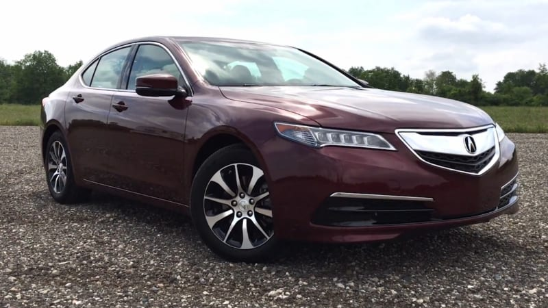 Daily Driver: 2015 Acura TLX