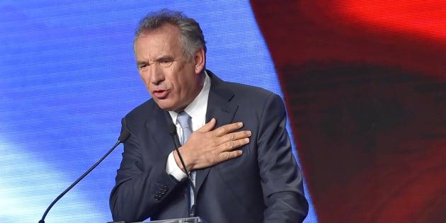 François Bayrou propose à Emmanuel Macron de faire alliance pour la présidentielle