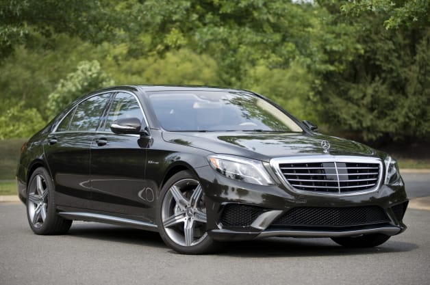 2014 Mercedes S63 AMG 4Matic