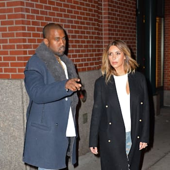 BuzzFoto Celebrity Sightings In New York - November 20, 2013