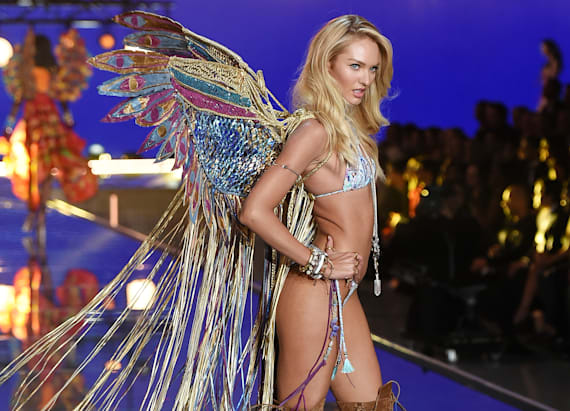 Victoria's Secret hosts Fashion Show in a new city