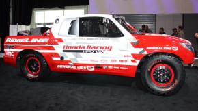 Honda Ridgeline Baja Truck