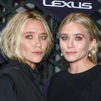 olsen twin dating old guy A worship service for the famous twin is coming to brooklyn you can now worship at the altar of mary-kate olsen and found herself an old french man.