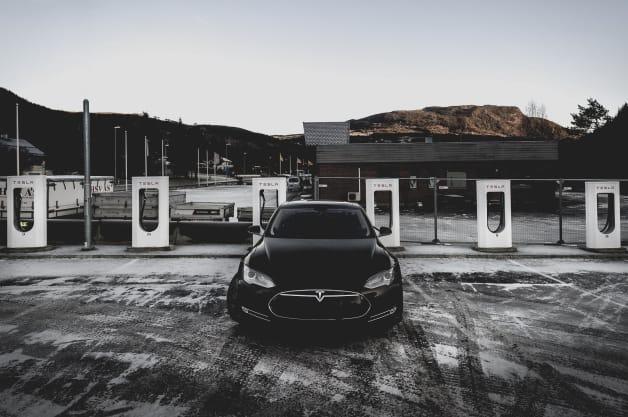 Tesla Model S Smartcar