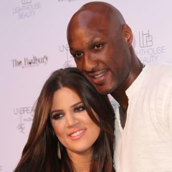 Khloe Kardashian Odom And Lamar Odom's