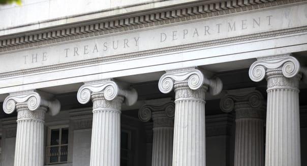 U.S. Budget Deficit Hits $193.5 Billion