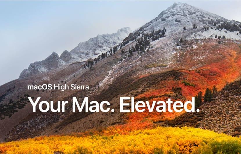 Eine bessere Erklärung, warum das nächste macOS 'High Sierra' heißt