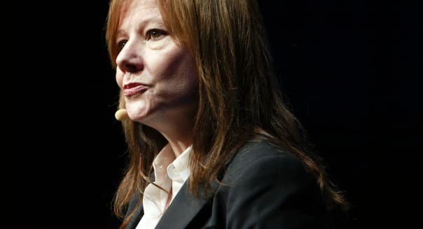 GM CEO known for approachability, effectiveness