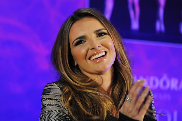 Nadine Coyle has baby daughter