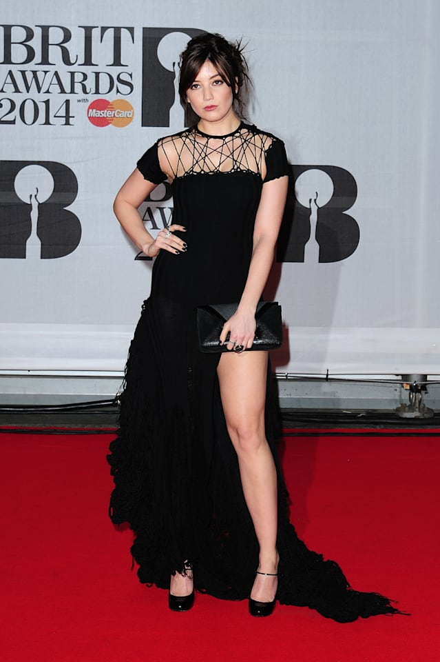 Brit Awards 2014 - Arrivals - London