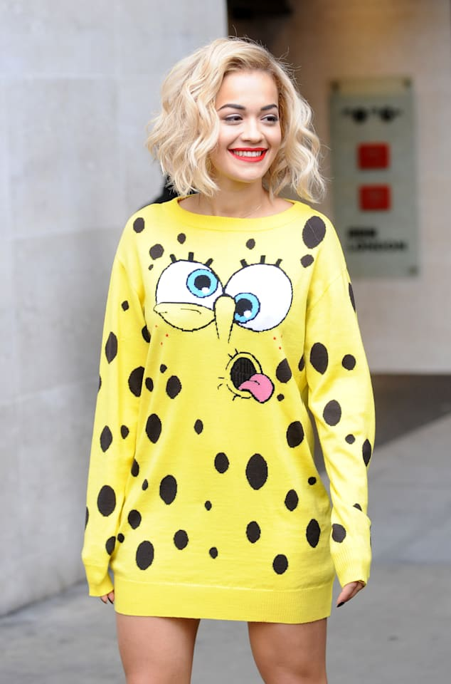 Rita Ora Sightings In London - March 31, 2014